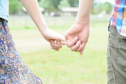 男性との関係を発展させる方法